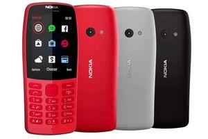 Nokia 210 chính thức lên kệ tại thị trường Việt Nam giá 779,000 đồng