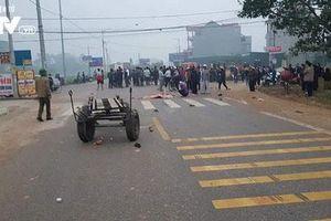 Vụ TNGT làm 7 người chết ở Vĩnh Phúc: Nạn nhân bị thương ở Bệnh viện Việt Đức ra sao?
