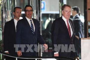 Bộ trưởng Tài chính Mỹ lạc quan về vòng đàm phán mới với Trung Quốc
