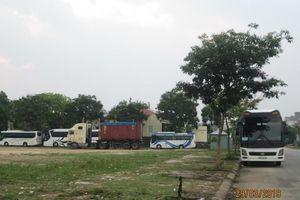 Đà Nẵng: Ngang nhiên lập bãi đỗ xe du lịch trái phép