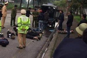 Bắc Ninh: Công an nổ súng trấn áp, ngăn chặn 2 nhóm côn đồ hỗn chiến