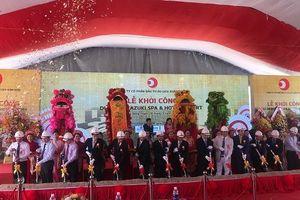 Đà Nẵng: Khởi công dự án mở rộng Khu du lịch Xuân Thiều