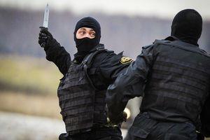 Kinh ngạc dàn 'vũ khí lạnh' của Đặc nhiệm Nga
