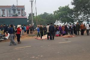 Khởi tố lái xe khách đâm vào đoàn đưa tang khiến 7 người tử vong