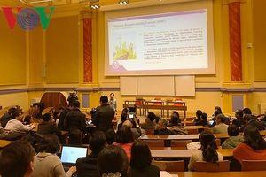 Những người Việt có tầm ảnh hưởng gặp nhau tại Pháp bàn về thương hiệu Việt Nam