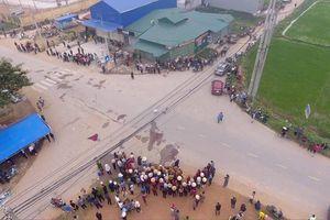 Tai nạn thảm khốc ở Vĩnh Phúc: Người dân đề xuất lắp đèn đỏ, biển báo ở ngã tư 'tử thần'