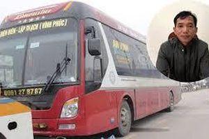 Khởi tố bị can tài xế xe khách đâm 7 người tử vong tại Yên Lạc
