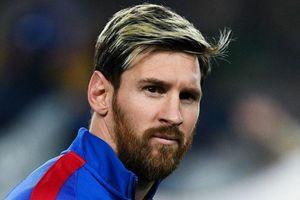 Tiết lộ phản ứng thú vị của Messi lúc giận dữ trên sân tập