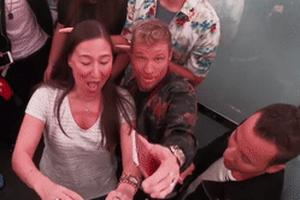 Backstreet Boys làm loạn thang máy với màn hát chay loạt hit đỉnh nhất