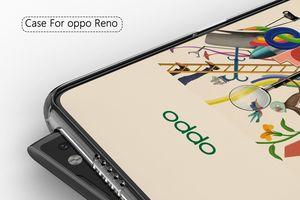 Oppo hé lộ smartphone Reno với 'lông mày' siêu dị