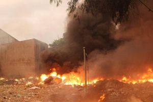 Ba vụ cháy xảy ra chỉ trong buổi chiều tại Biên Hòa
