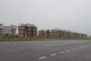 Dự án khách sạn 5 sao Tam Cốc – Bích Động bị bỏ hoang