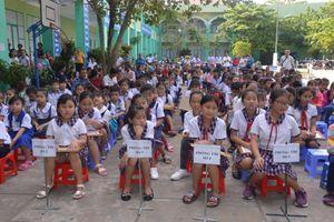 Sóc Trăng: 176 học sinh Tiểu học hào hứng dự thi viết chữ đẹp cấp tỉnh