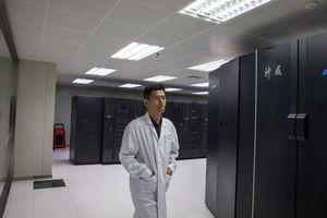 Trung Quốc muốn giành lại ngôi quán quân siêu máy tính từ Mỹ