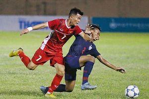 Chung kết giải U19 quốc tế: HLV U19 Thái Lan quyết tâm hạ gục U19 Việt Nam