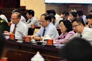 Ông Tất Thành Cang giữ chức Phó Ban chỉ đạo công trình lịch sử TP HCM