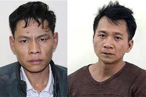 Nữ sinh Điện Biên bị sát hại: Toán - Hùng từng đi tù