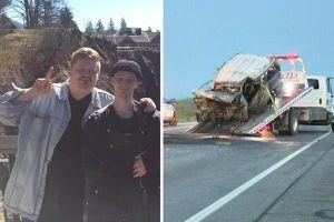 Ban nhạc Anh chết thảm trong tai nạn xe hơi