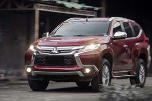 Có nên mua Mitsubishi Pajero Sport 2019 máy dầu số sàn tại Việt Nam