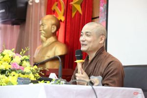 Thượng tọa Thích Tiến Đạt: Cần phân biệt rõ tín ngưỡng dân gian và Phật giáo