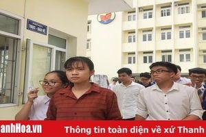 Thanh Hóa công bố kết quả kỳ thi học sinh giỏi cấp tỉnh, năm học 2018 – 2019