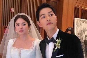 Giữa lùm xùm ly hôn Song Joong Ki, Song Hye Kyo có động thái gây bất ngờ