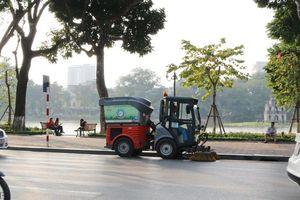 Giữ sạch đường phố nhờ... công nghệ
