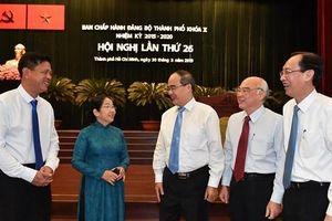 Hội nghị Ban Chấp hành Đảng bộ TP Hồ Chí Minh: Tháng 6, trình phương án nhân sự