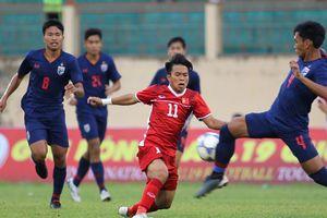Tiền đạo cao 1,62 m khiến người Thái thêm một lần thất bại ở Việt Nam