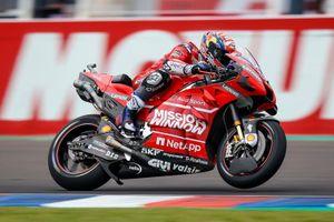 Ducati thắng kiện, tiếp tục được dùng cánh gió 'lạ' tại MotoGP
