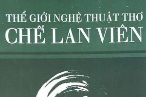 Thế giới nghệ thuật thơ Chế Lan Viên