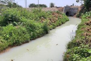 Vụ nước thải tuôn ra kênh ở Đà Nẵng: Đề xuất xử lý 2 công ty xả thải