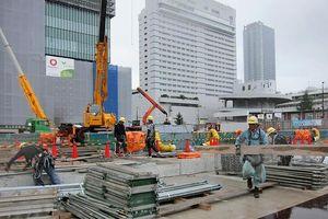 Nhật Bản siết lao động nước ngoài trong lĩnh vực xây dựng
