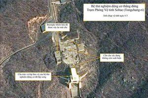 Triều Tiên gần hoàn tất khôi phục bãi phóng tên lửa tầm xa