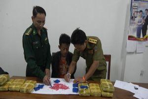 Điện Biên: Bắt giữ đối tượng vận chuyển 90.000 viên ma túy tổng hợp xuyên quốc gia