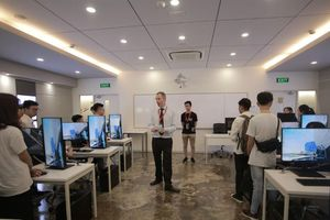 Lần đầu tiên, Việt Nam đào tạo đại học ngành thiết kế và lập trình game