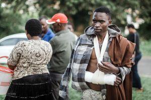 Nam Phi quan ngại về tình trạng bạo lực chống người nước ngoài
