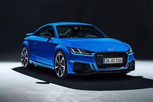 Audi TT RS Coupe 2020: Công suất tối đa 394 mã lực, giá gần 1,8 tỷ