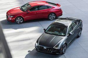 Hyundai Sonata 2020 ra mắt, chờ ngày về Việt Nam