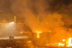 Nhiều người thiệt mạng trong một vụ nổ xưởng thủy tinh tại Trung Quốc