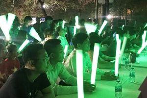 Tuổi trẻ quận Tây Hồ 'Tiết kiệm năng lượng - Bảo vệ trái đất'