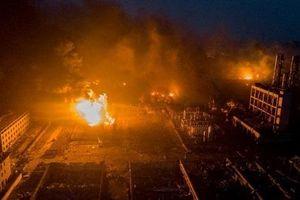 7 người thiệt mạng trong vụ nổ tại tỉnh Giang Tô, Trung Quốc