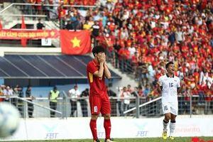 Kỳ 1- Đối đầu với bóng đá Thái Lan: Chúng ta đã một thời gian dài ở cửa dưới