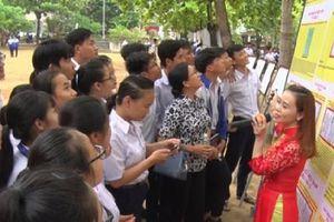 Bình Định: Triển lãm và trưng bày tư liệu Hoàng Sa, Trường Sa