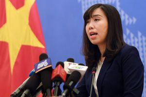 Việt Nam lên tiếng về việc Đoàn Thị Hương sắp được trả tự do