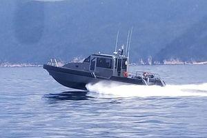 Mỹ giao 6 xuồng tuần tra Metal Shark cho cảnh sát biển VN