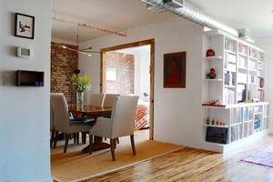 Cách mở rộng chiều cao cho ngôi nhà có trần thấp