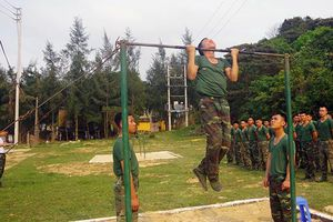 Coi trọng huấn luyện, rèn luyện kỹ năng
