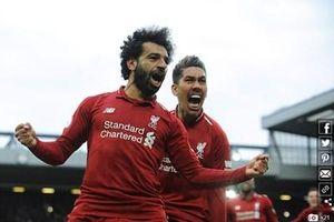 Liverpool thắng kịch tính trước Tottenham