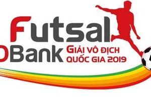 Bốc thăm, chuẩn bị lịch thi đấu vòng loại giải Futsal HDBank Vô địch Quốc gia 2019